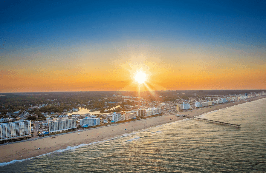 Virginia Beach Helicopter Tours