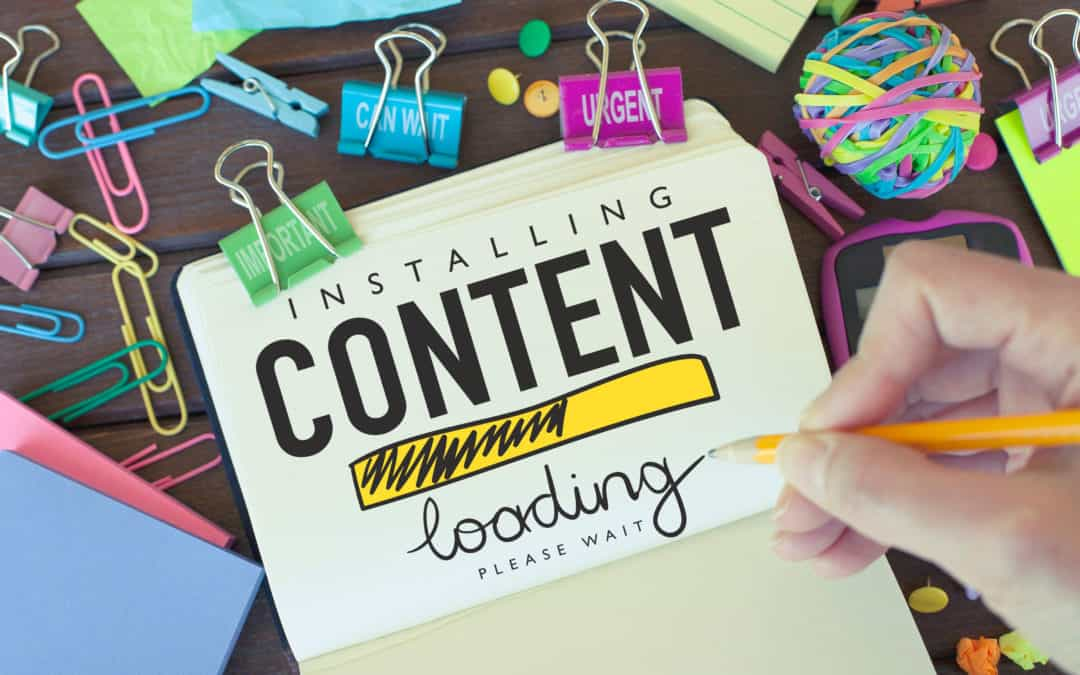 Content Marketing: The Future Is Here